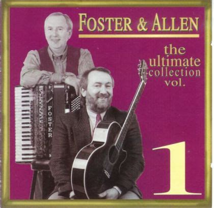 foster allen the ultimate collection vol 1 on
