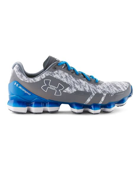 mens armour shoes s armour scorpio running shoes ebay