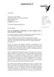 Business Letter Sample Australia Formal Letter Format Australia