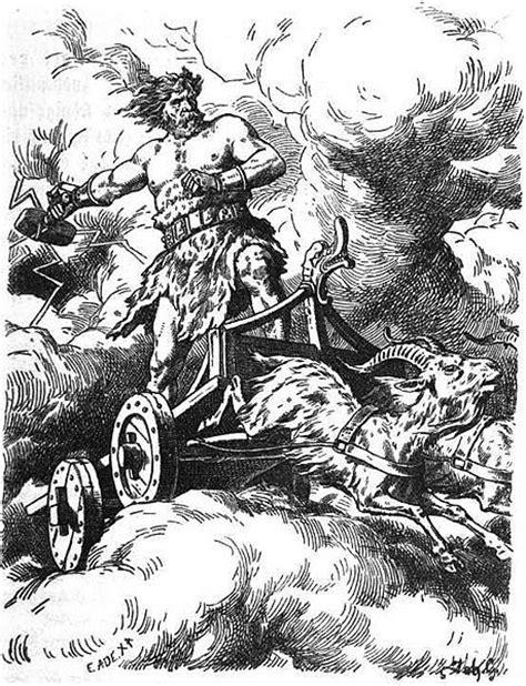 ancient god thor aryan myth and metahistory the goat an ancient indo