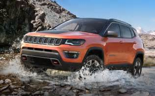 Jeep India Jeep Reveals India Spec Compass Suv In