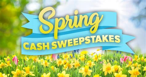 Abc The View Sweepstakes - the view spring cash sweepstakes 2017