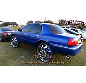 Grand Marquis Lifted On 30 DUB Phenom Floaters 1080p HD YouTube