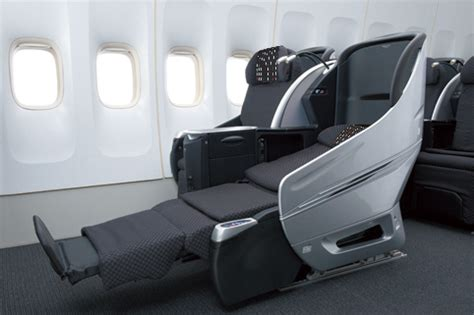 Airline Seat Recline Angle by