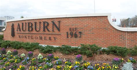 Auburn Mba Admissions Requirements by Accreditation Aum College Of Business