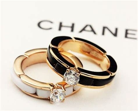 25 best ideas about chanel ring on chanel