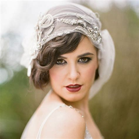 Vintage Wedding Hair Stylist by Thairapy Gorgeous Winter Wedding Hair Ideas
