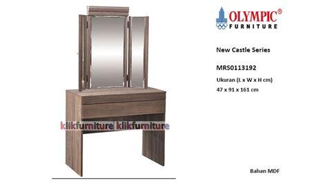 Meja Rias Olympic Murah mrs0113192 new castle olympic meja rias agen termurah