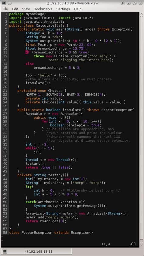 github vim tutorial tips for using vim as a java ide stack overflow