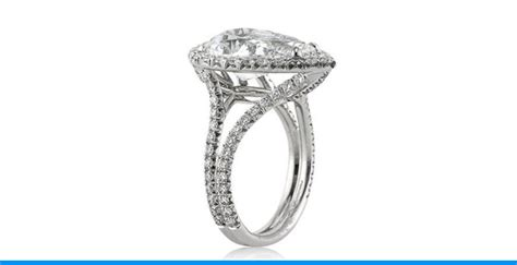 Top 10 Celebration Rings by Top 10 Most Expensive Engagement Rings 2018 Top Ten Select