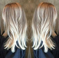 haircuts and color corvallis oregon before and after long bob and balayage done by alicia