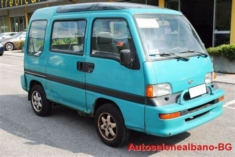 subaru libero for sale sold subaru libero mod e12 6 posti used cars for sale