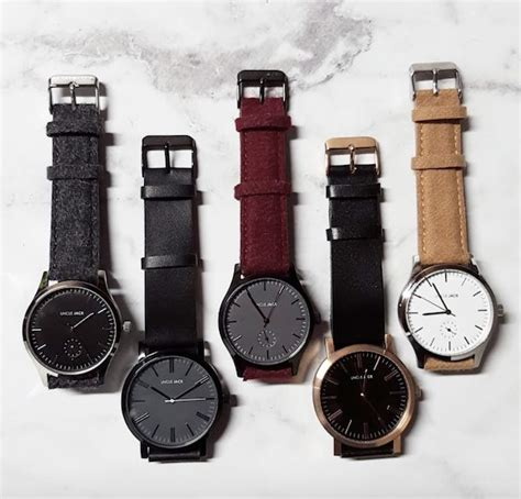 Stylewatch Giveaways - win 1 of 5 uncle jack watches now thrifty momma ramblings
