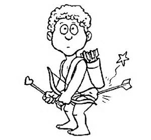 cupid coloring pictures cupid coloring page