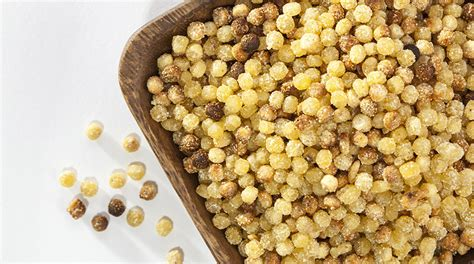 come cucinare le favette fresche ricetta insalata tiepida di fregula carciofi sardi e