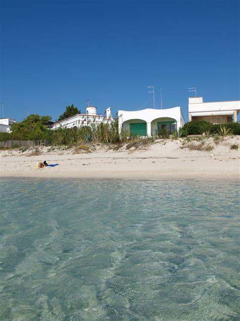 casa sulla spiaggia direttamente sulla spiaggia 6 posti letto in villa con