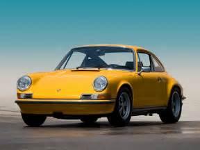 2 7 Rs Porsche Porsche 911 A F Type 2 7 Rs Ottority Classic Cars