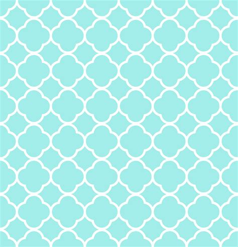 wallpaper background motif quatrefoil pattern background blue free stock photo