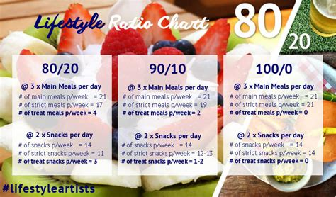 80 20 Food Detox Program Pdf by 80 20 Explained Lifestyle Artists