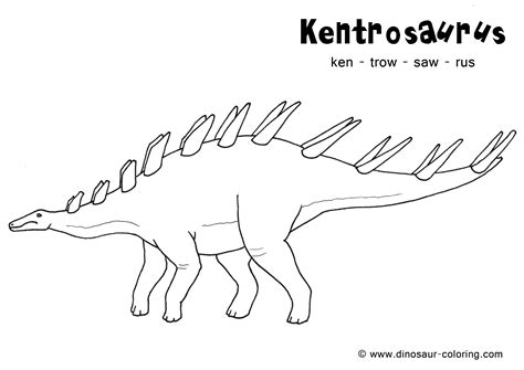 free coloring pages of dinosaur fossils