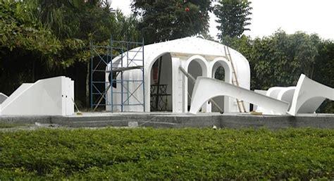 modern eco friendly house