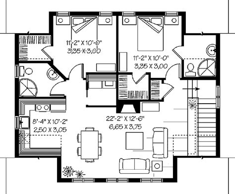 floor plans for garage apartments 3 bedroom garage apartment floor plans photos and