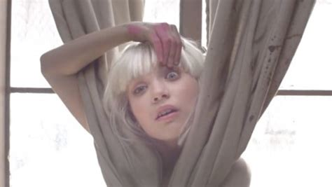 Sia Quot Chandelier Quot Sia Daniel Askill Dir Videostatic You Sia Chandelier