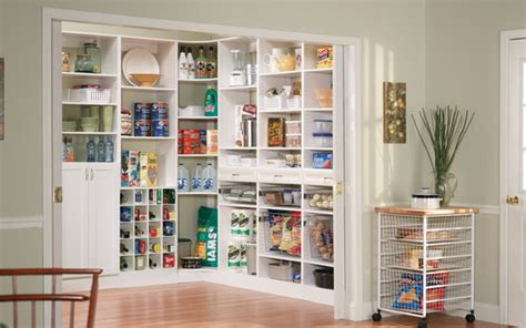 Pantry Closetmaid Kitchen Pantry Organization House Plans And More