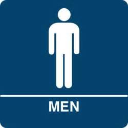sign for bathroom mens bathroom sign clipart best