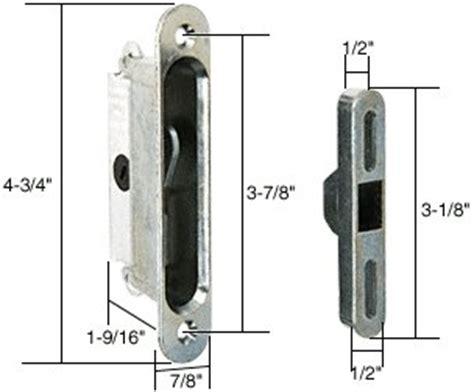 patio door locks repair sliding glass door locks can be replaced heres how
