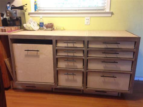 Black Walnut Kitchen cabinets update   by Xrayguy