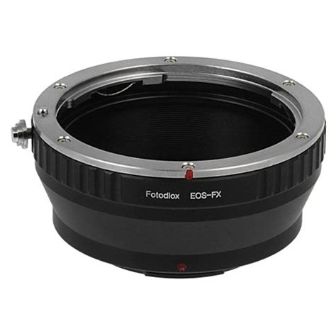Canon Eos To Fuji Xpro Apperture fotodiox lens mount adapter canon eos lens to fujifilm x pro1 mirrorless fits eos ef and