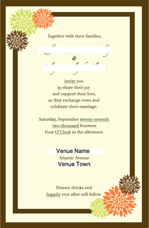 you are cordially invited to attend our wedding you are cordially invited to edit my invites