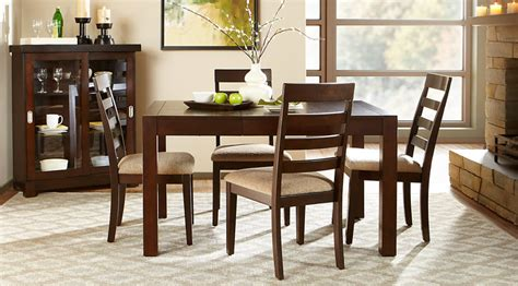 casual dining room affordable casual dining room sets eva furniture