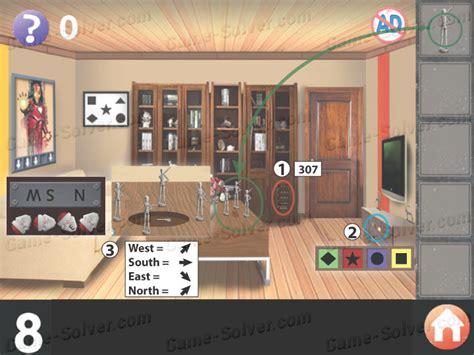 escape room cheats escape room apartment 10 level 8 solver