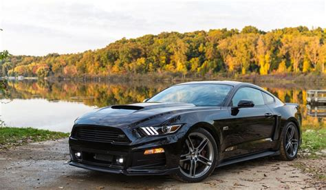 roush mustang rs roush reveals its take on the 2015 ford mustang