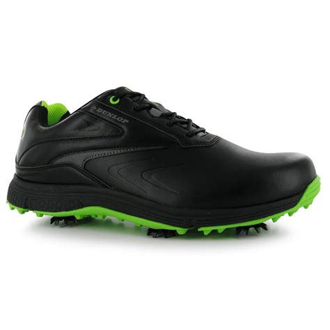 direct sports shoes dunlop dunlop biomimetic 300 mens golf shoes mens golf