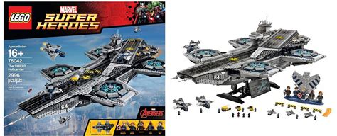 lego 76042 the shield helicarrier has been officially