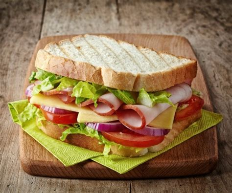 ham sandwich recipes thriftyfun