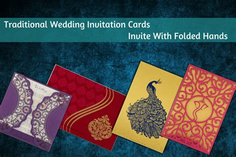 Traditional Wedding Invitation Cards by Wedding Invitation Cards Make Your Occasions Traditional