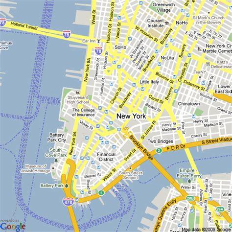 map usa states new york map of new york united states hotels accommodation