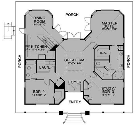 house plan chp 33848 at coolhouseplans com like the in law floor plan of husband approved houe plan house plan id