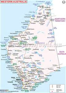 map western australia western australia a road trip from broome to perth
