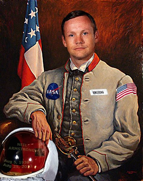 Neil Armstrong An American Neil Alden Armstrong Pics About Space