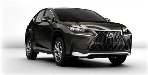 lexus black nx lexus nx configurator now on lexus international website