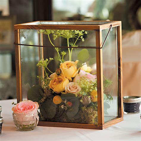 creative centerpieces terrarium wedding centerpiece wedding flowers photos