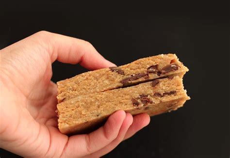 protein cookie dough cookie dough protein bars gluten free protein pow