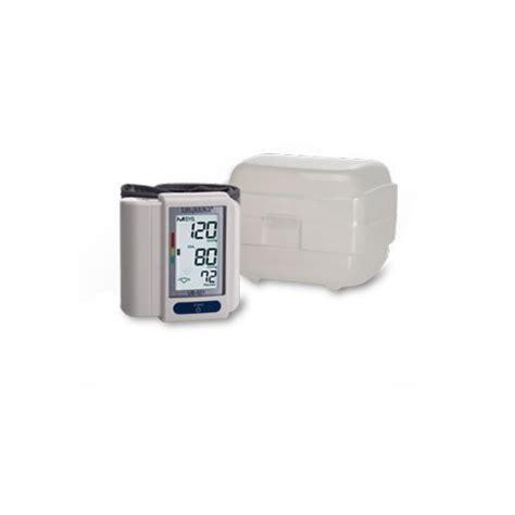 digital 5 wrist a d a d digital wrist blood pressure monitor up to 8 5 quot 1