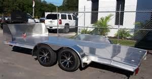 Car Tires On Car Trailer Car Atv Utility Kayak Loadmaster Trailers