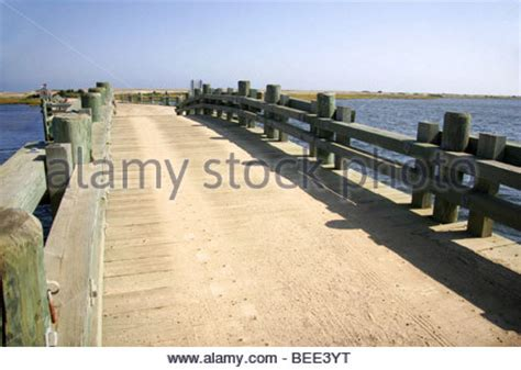 Fishing Chappaquiddick Island Bridge Chappaquiddick Island Martha S Vineyard Cape Cod New Stock Photo Royalty Free